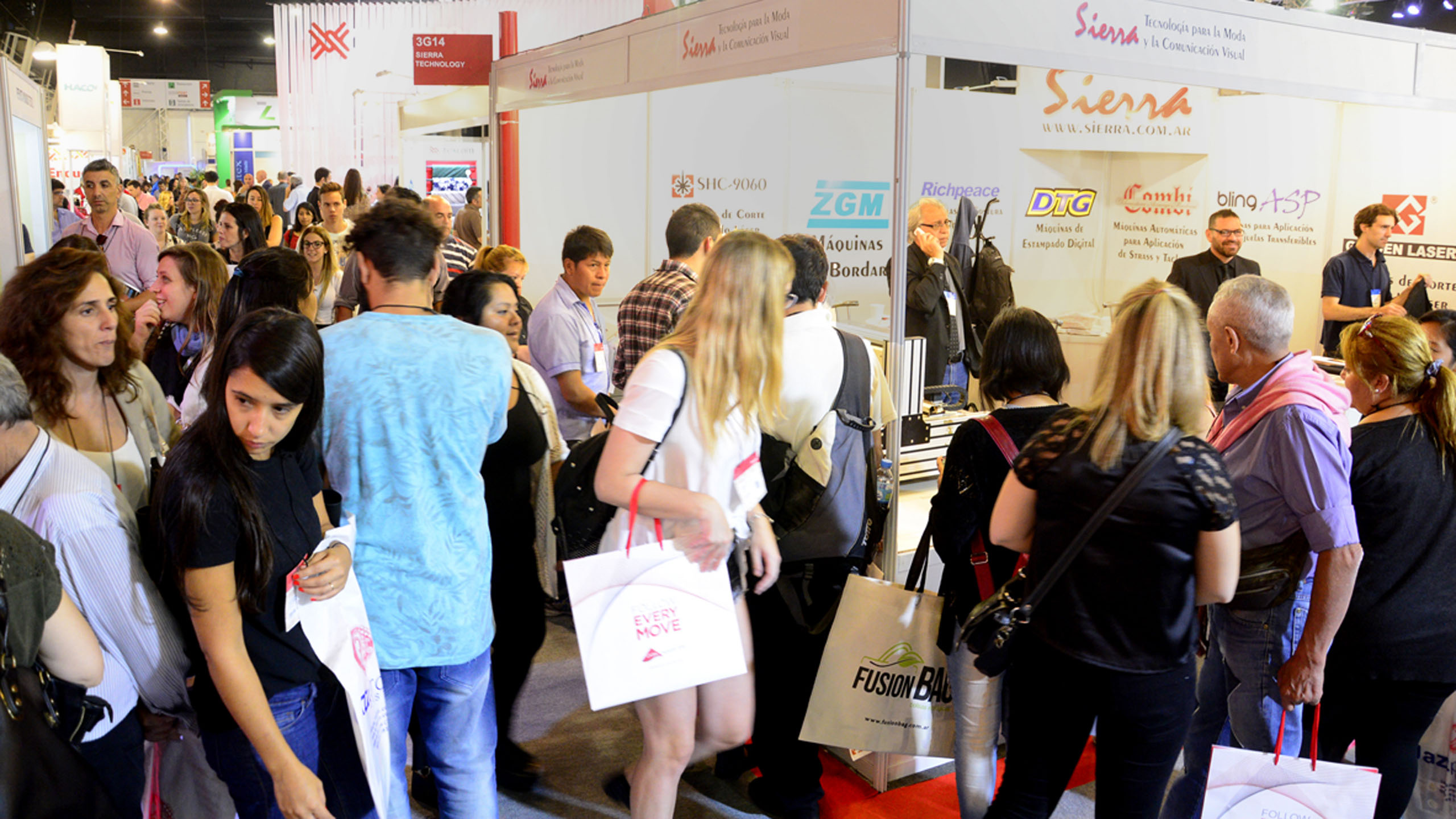 International Trade Fair of Suppliers for the Garment Industry